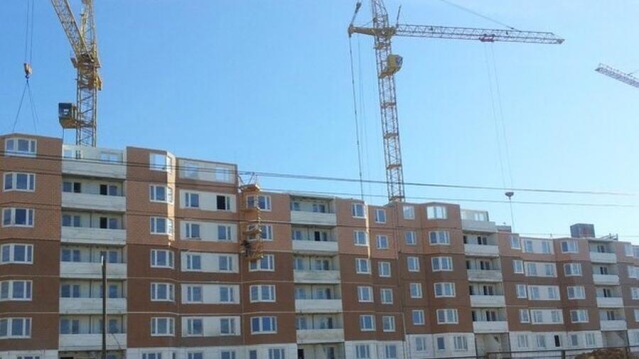 В этом году в Калужской области должны сдать 760 тысяч кв.м жилья