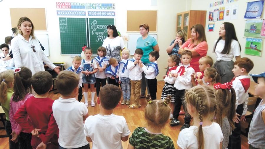 Первый городской фестиваль образования: 60 площадок, 1000 посетителей