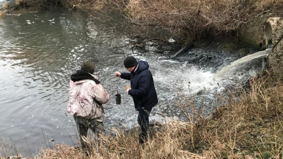 В Жуковском районе построят очистные