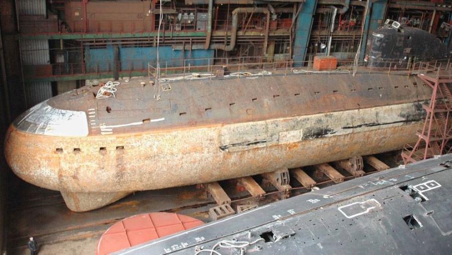 На встрече с моряками в День подводника Геннадий Скляр рассказал о новом музее атомного флота