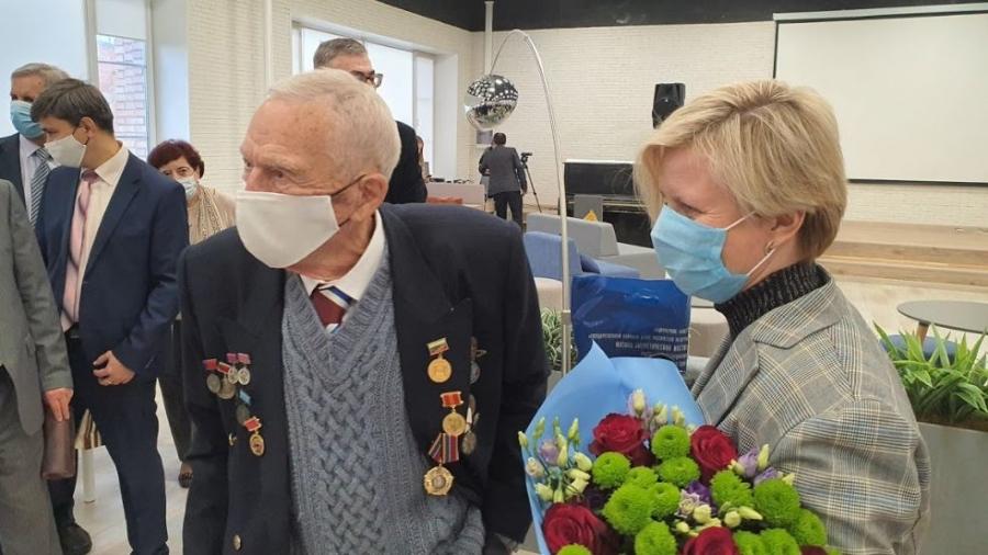 В обнинском ИАТЭ открыта аудитория имени Юрия Казанского