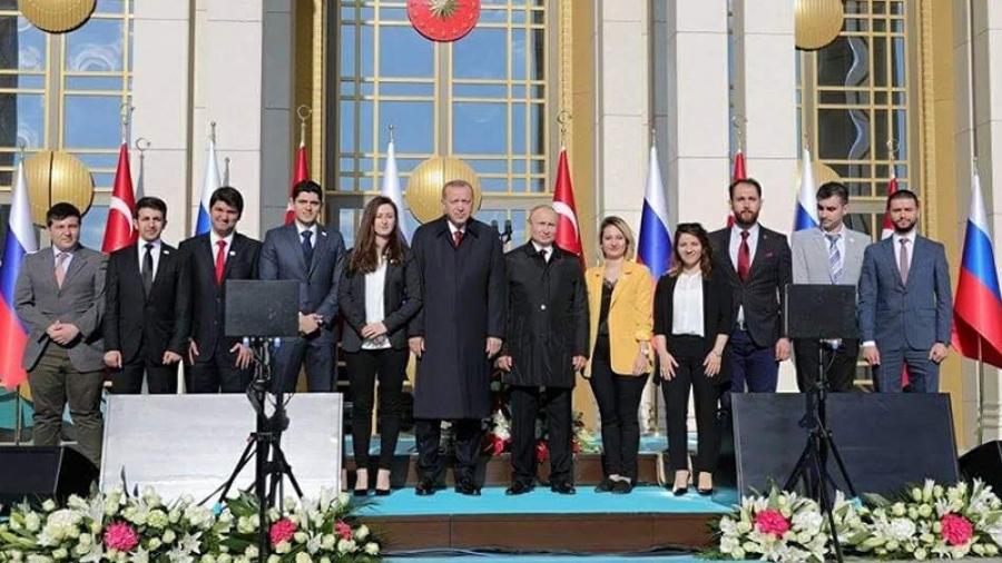 Путин и Эрдоган дали старт проекту, который много значит для Обнинска