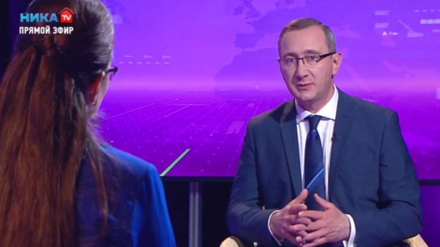 Владислав Шапша объявил о старте своей предвыборной кампании