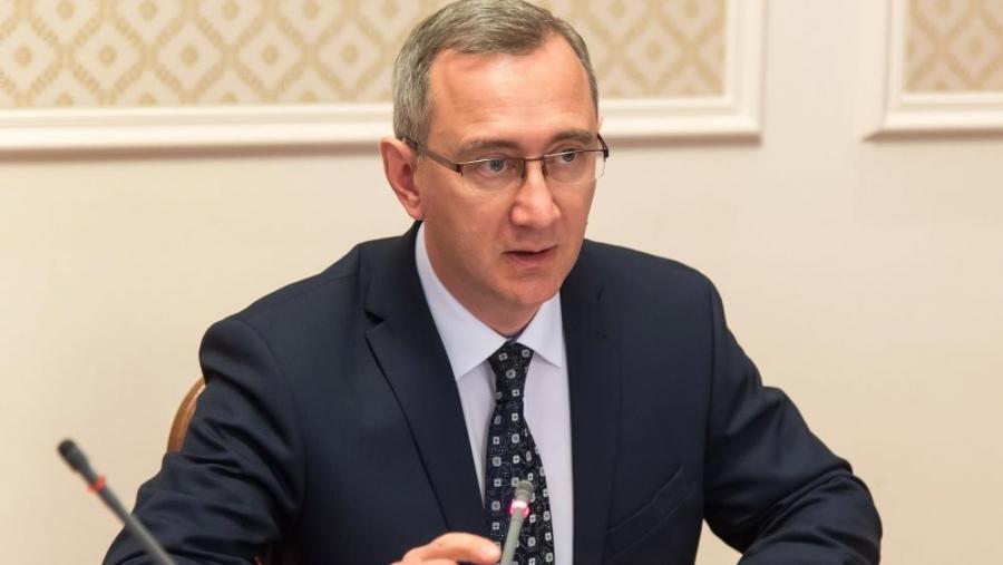 За последний месяц Владислав Шапша поднялся на 5 позиций в рейтинге влиятельности губернаторов