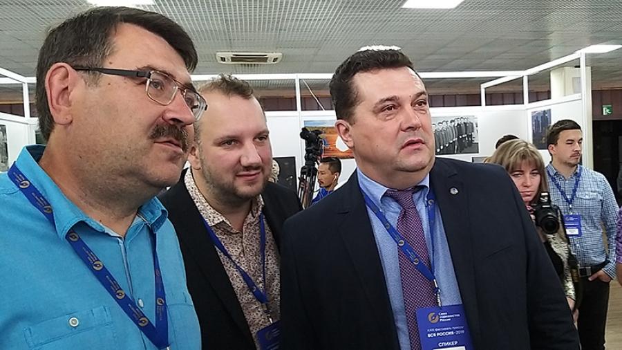 Обнинских журналистов поддержал российский СЖР