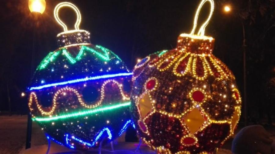 В Обнинске скоро стартуют новогодние мероприятия
