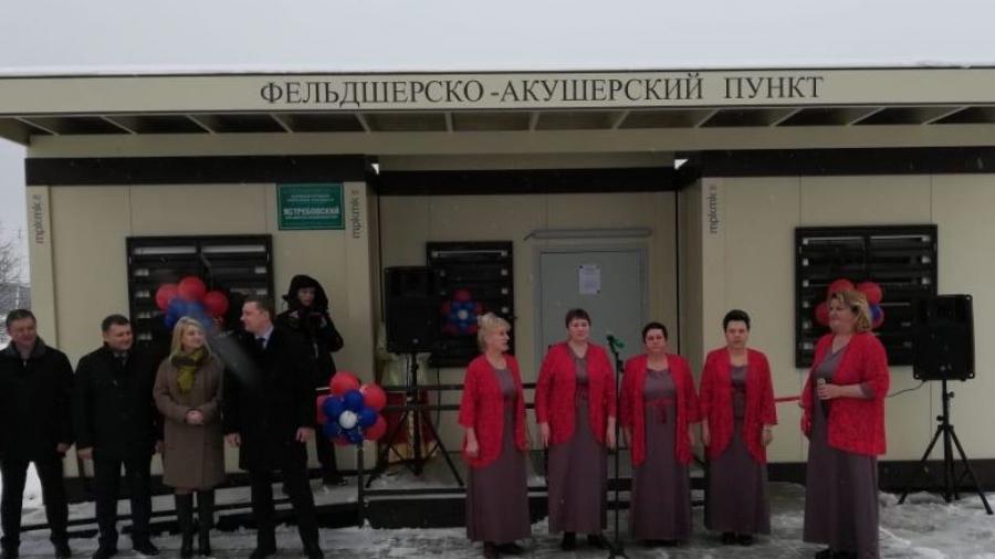 В Жуковском районе откроют четыре фельдшерско-акушерских пункта