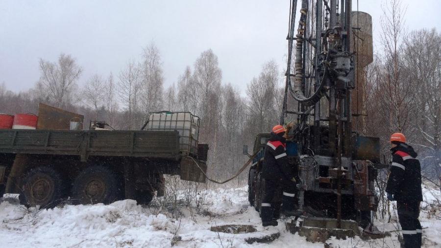 В Калужской области ликвидируют водозаборные скважины
