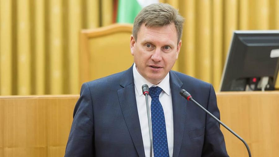 Во главе законодательной власти Калужской области встал опытный чиновник — Геннадий Новосельцев.