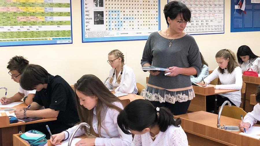 Ежегодный рейтинг обнинских школ по результатам ЕГЭ