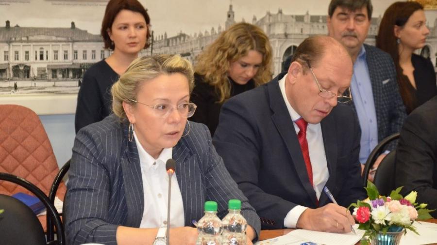 Директор Обнинского колбасного завода Анатолий Косинский попросил о послаблениях для бизнеса