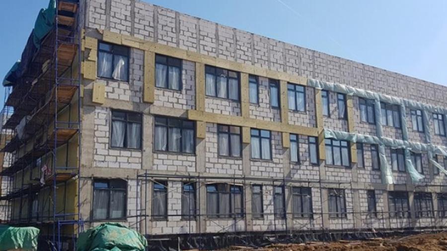В Обнинске школу №17 планируют достроить с опережением графика