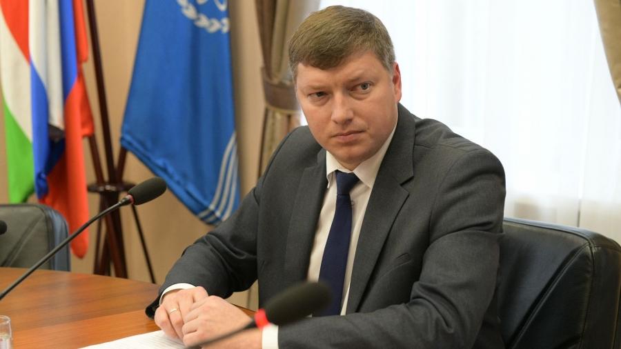 Егор Вирков сменил кресло министра на должность врио главы администрации Дзержинского района