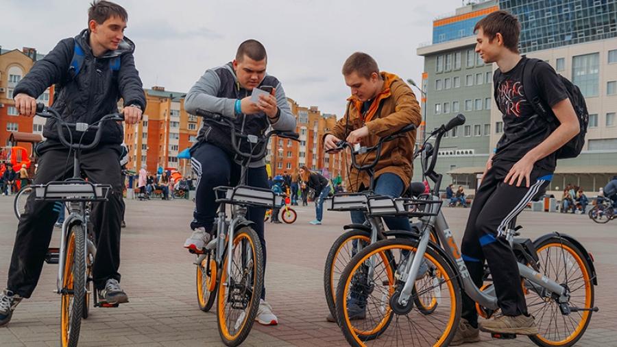 Велошеринг: скоро начнется «зимняя пауза»