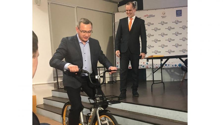 Весной в Обнинске появится велошеринг
