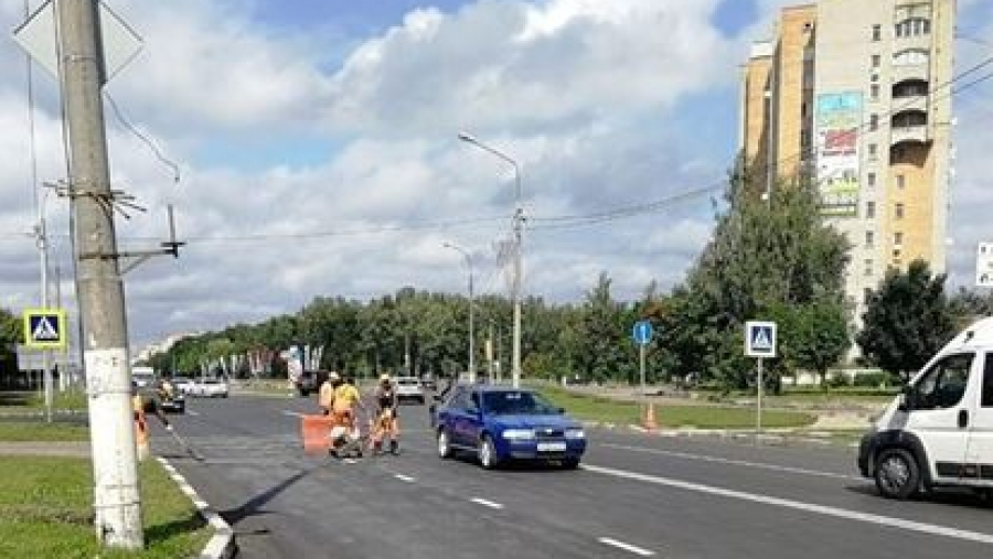 В Обнинске у Дома ученых и ГДК вновь появятся лежачие полицейские