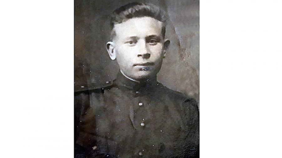 Николай Чудинов. Взводный