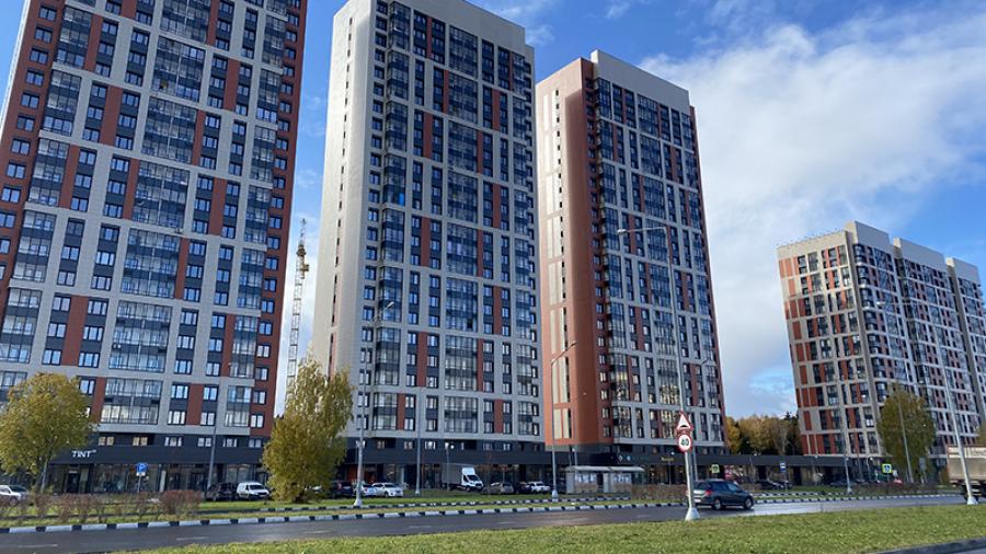 В обнинском ЖК «Олимп» недавно стартовали продажи в четвертом корпусе микрорайона