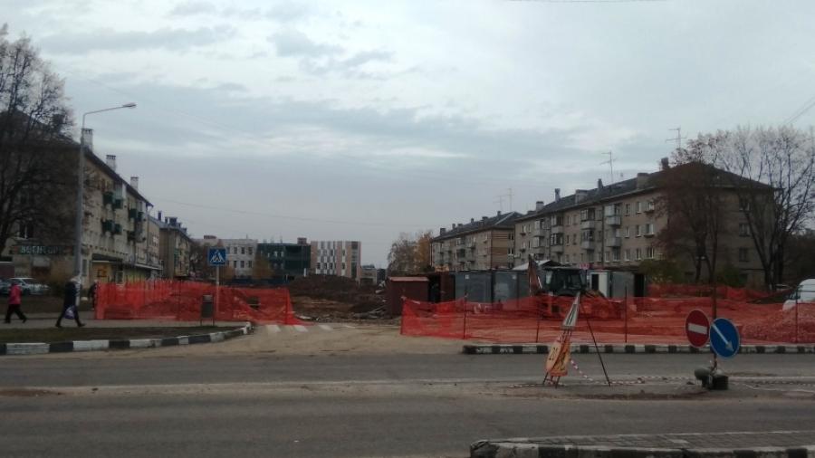 Первый этап реконструкции ул. Лейпунского завершат 10 ноября