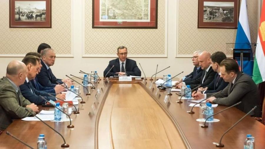В Калужской области продолжают разрабатывать меры поддержки бизнеса