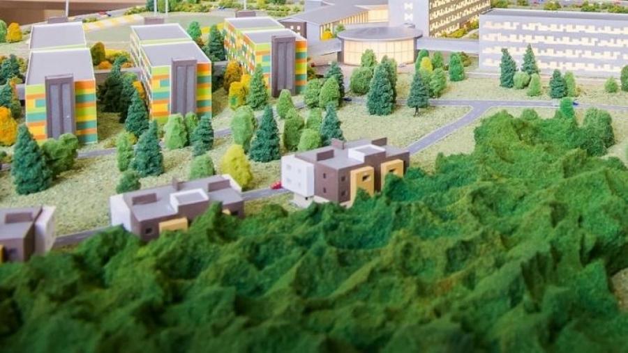На строительство кампуса калужского филиала МГТУ им. Баумана из федерального бюджета выделили 5,5 млрд. руб.