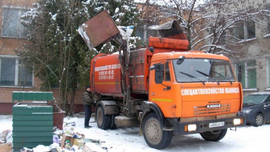 Жителям Калужской области впервые пришли квитанции за вывоз мусора