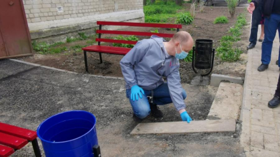 В Калужской области благоустроят 171 дворовую и 95 общественных территорий