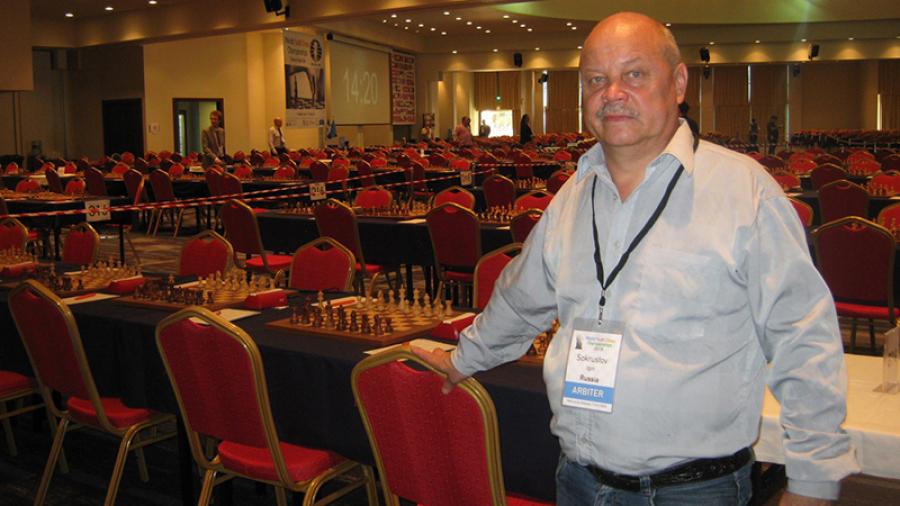 Игорь Сокрустов не только воспитал единственную профессиональную шахматистку Калужской области — он добился введения в школах нового предмета