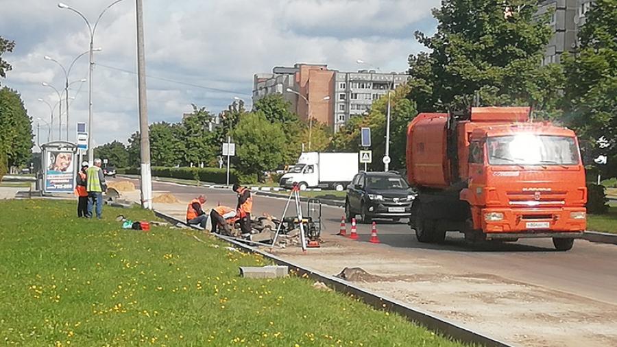 Ремонт дорог в Обнинске обещают закончить раньше срока