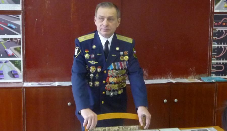 В Обнинске прошел урок мужества, посвященный 30-летию вывода советских войск из Афганистана