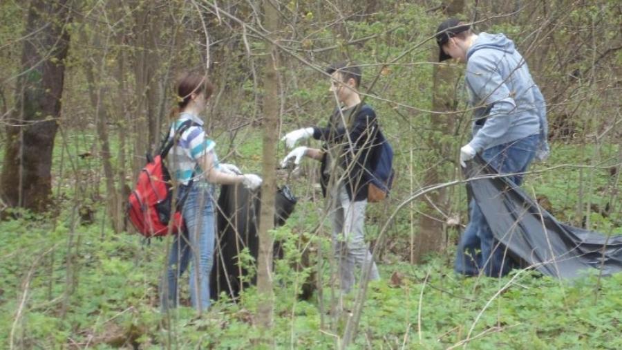 Обнинские школьники присоединяются к федеральному проекту «Экологический патруль»