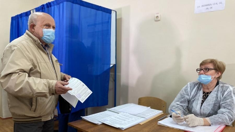 Один мандат калужского Закса еще не распределен
