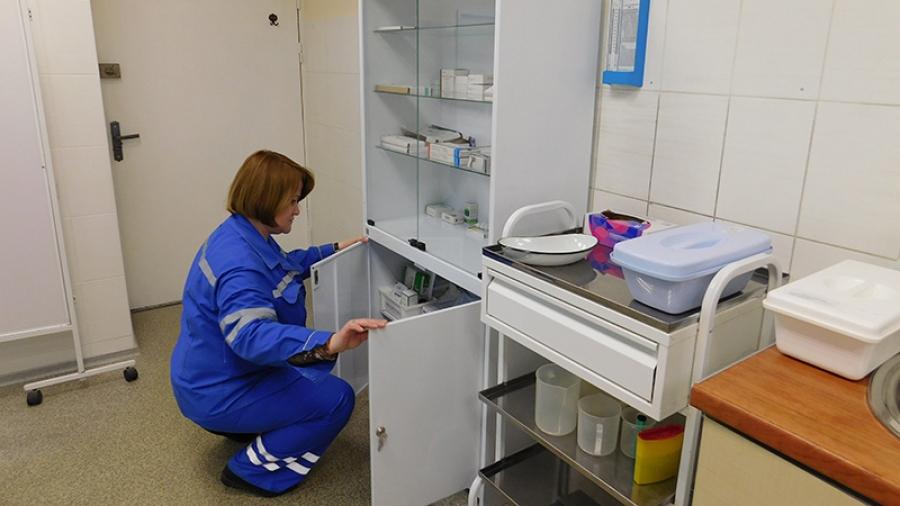 В поликлинике №1 открыли кабинет неотложной помощи