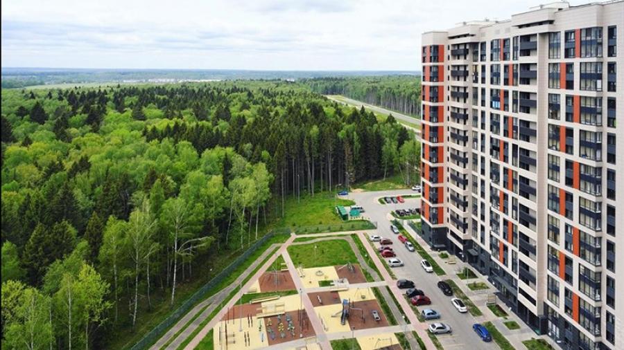 UP-квартал «Олимп»: ипотека от 5%