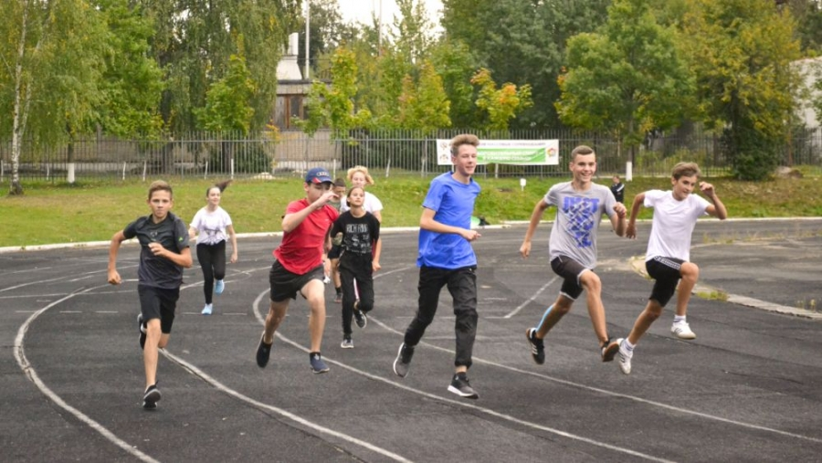 Обнинские юные спортсмены сдали ГТО