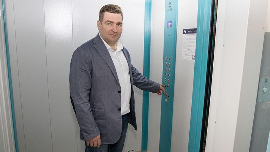 В Обнинске осталось заменить всего три подъемных устройства