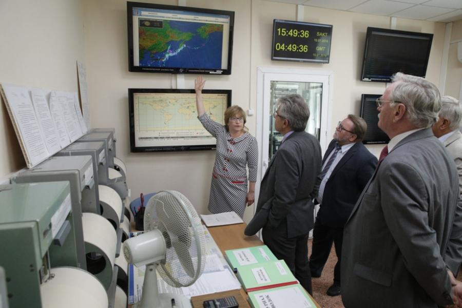 Обнинская геофизическая служба РАН включена в систему предупреждения ЧС