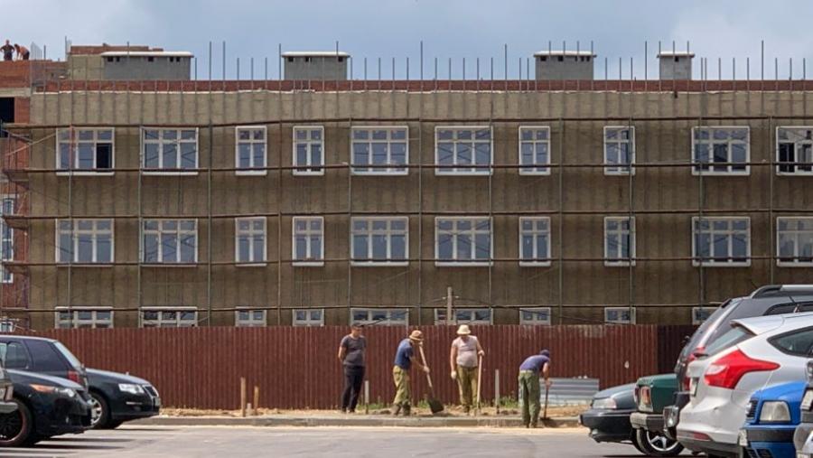 Скоро в новую 18-ю школу в Обнинске начнут закупать оборудование