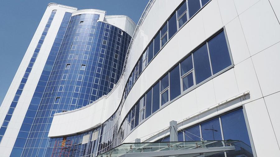 Завтра в Калуге откроют Дворец спорта «Центральный». Он в 2,5 раза больше обнинского «Олимпа»