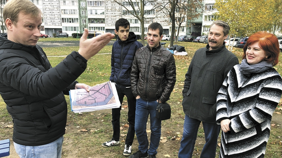 В этом году в Обнинске ни один двор не будет благоустроен по программе «Комфортная городская среда»