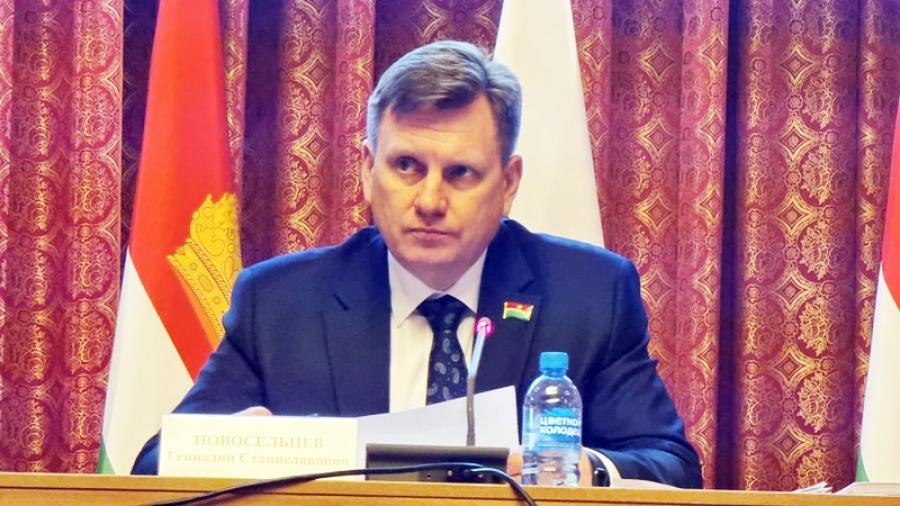 Геннадий Новосельцев призвал жителей региона принять участие в акции «Диктант Победы»
