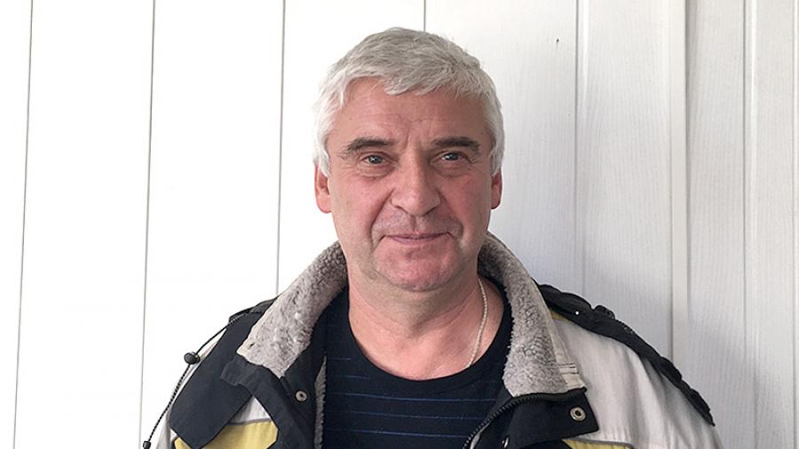 Человек года. Игорь Полухин