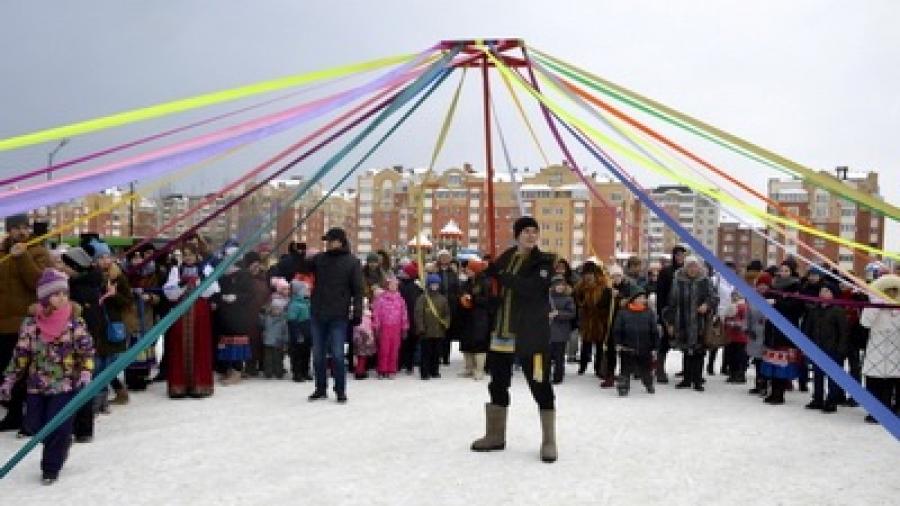 В эти выходные в Обнинске широко отпразднуют масленицу