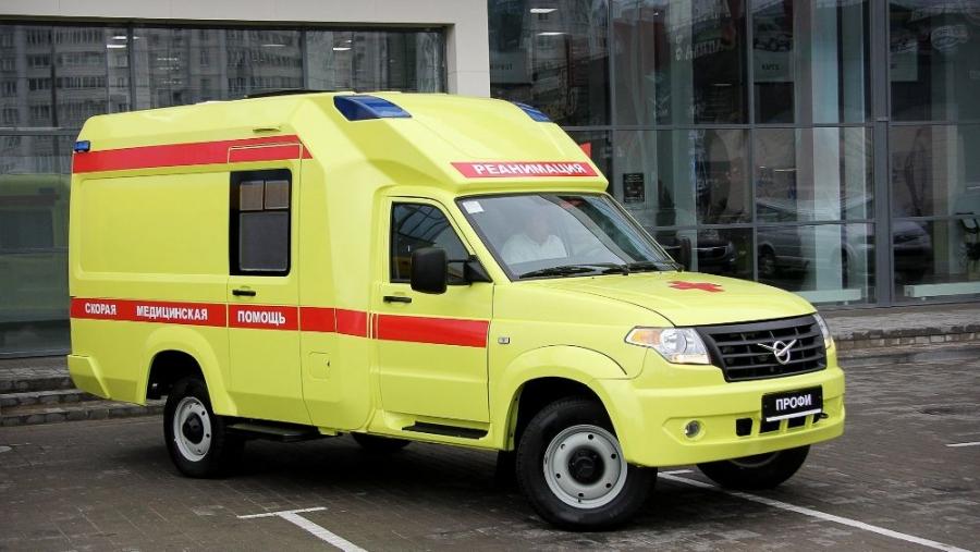 Больницы соседних с Обнинском районов получат новые реанимобили