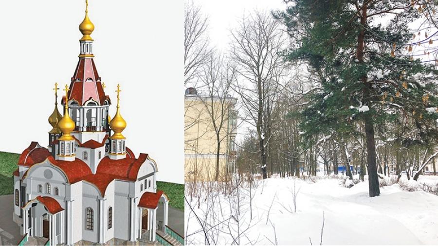 В Старом городе в этом году появится Храм-памятник освоителям и жертвам Мирного атома