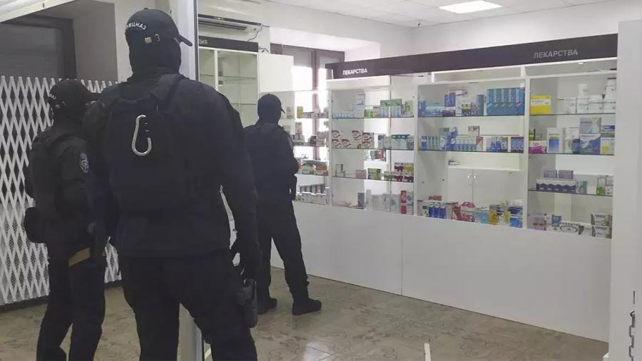 Интерпол изъял из аптек Калужской области лекарств на 1,3 миллиона