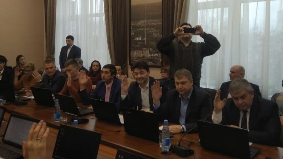 Депутаты Обнинска единогласно выбрали Карину Башкатову на должность мэра