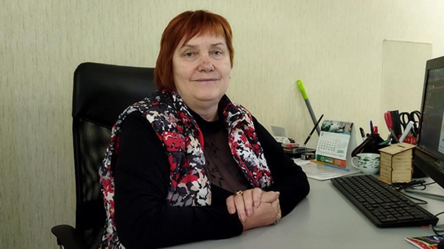 Человек года. Хоменко Марина
