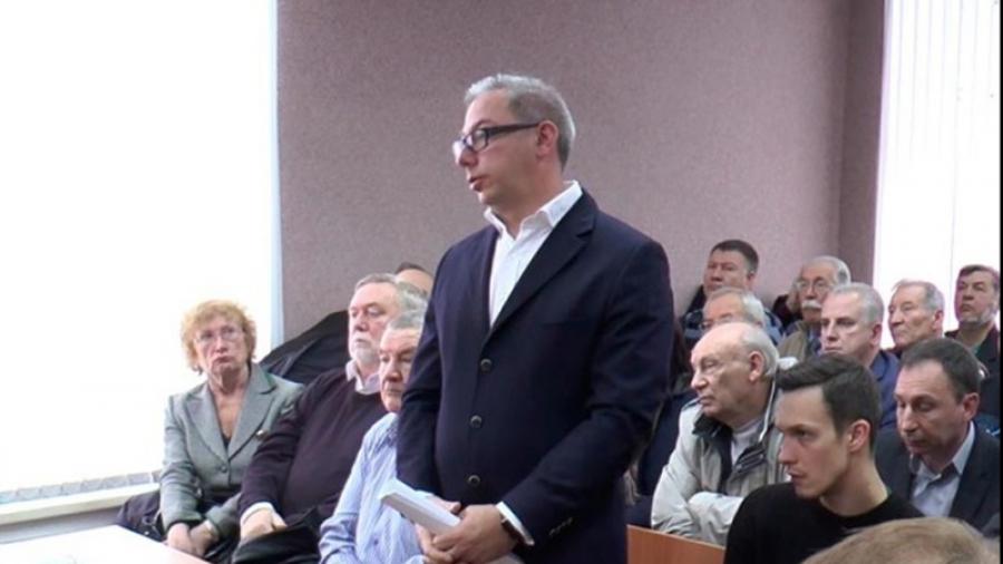 Дело по обвинению врача-онколога Павла Свиридова снова отложено