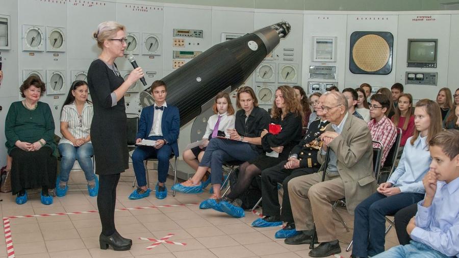 В обнинском ФЭИ прошел литературный вечер в честь первопроходцев атомной энергетики